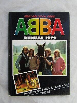 BOOK ANNUAL ABBA 1979