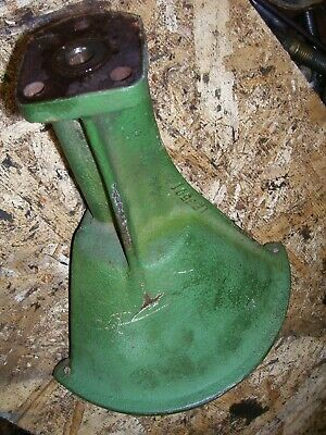 Vintage Oliver Super 55 Gas Tractor -3 Point Lift Lever Base-1956