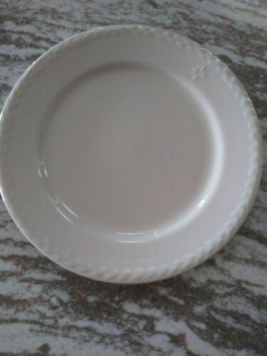 "Longaberger Pottery American Home USA Pottery Dinner Plate 10"" MINT FREE SHIP!"