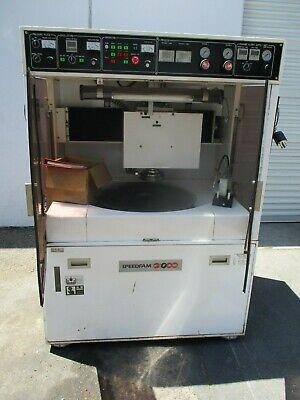 24 Speedfam Model Jng-sh24 Wafer Grinding Lapping Polishing Machine