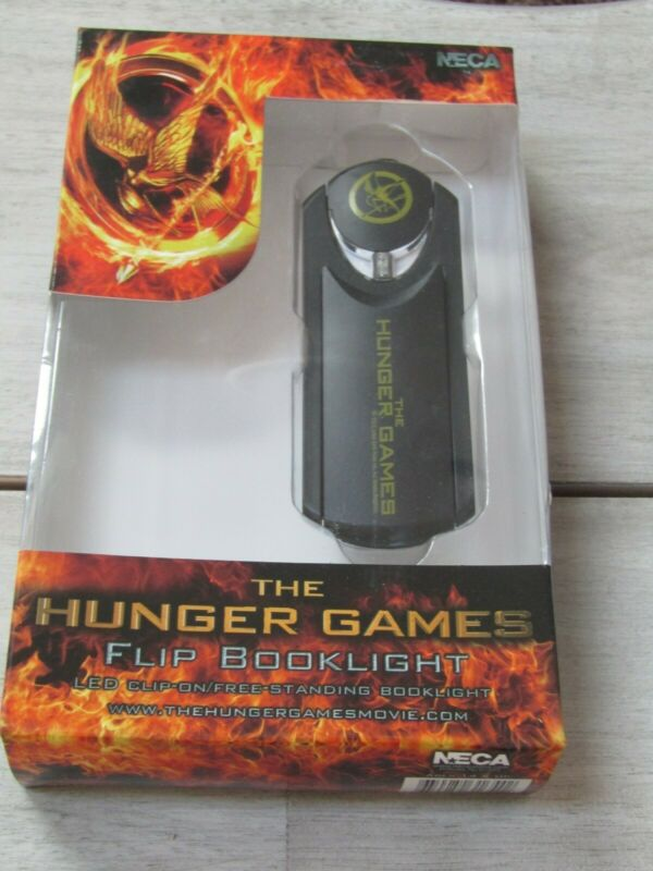 The Hunger Games LED clip-on/free-standing booklight