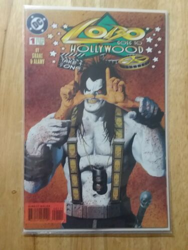 LOBO Goes to Hollywood  #1  (1996-One-Shot)  NM