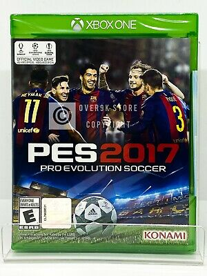 PES: Pro Evolution Soccer 2017 - Xbox One - Brand New | Factory Sealed for sale  Shipping to Nigeria