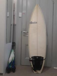 CHAOS surfboard NAME A PRICE!