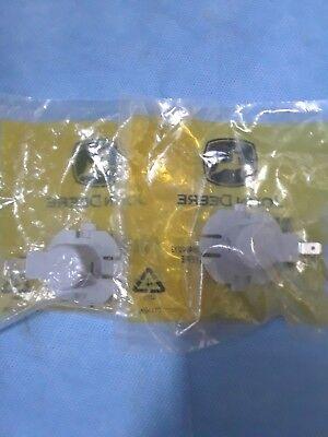 John Deere Original Equipment 2 Sockets Am121594