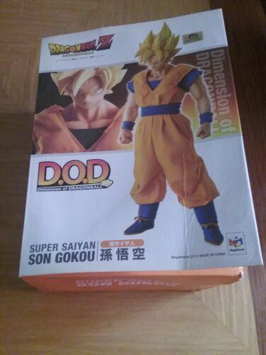 Dimension Of Dragonball Super Saiyan Son Gokou Figurine