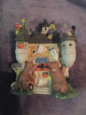 Halloween House Set, Magic Castle (Magic Castle Halloween)