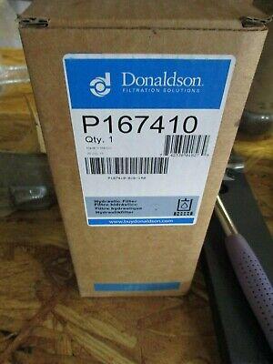 Donaldson P167410 Hydraulic Filter Element Nos