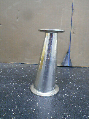 Stainless Steel Eccentric Reducer 2 X 1 Length 5