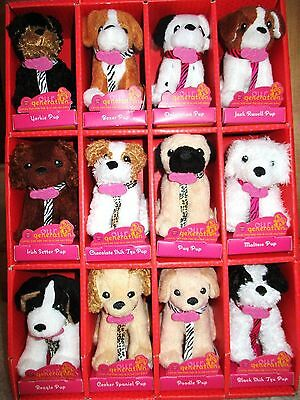 """NEW Our Generation Dog Pup for the American Girl 18"""" Doll & others ~Your Choice!"""