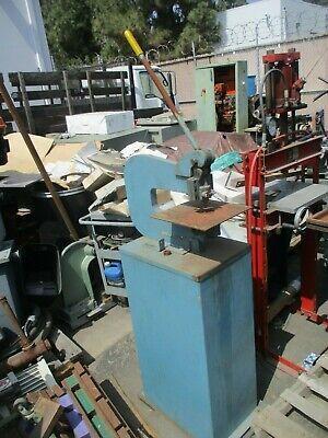 Roper Whitney Pexto Model 218 4-ton Hand Press Sheet Metal Bench Punchdeal