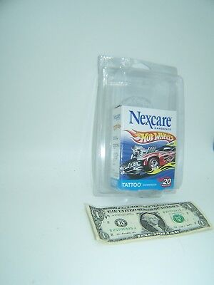 - Hot Wheels Nexcare Tattoo Bandages - 2008