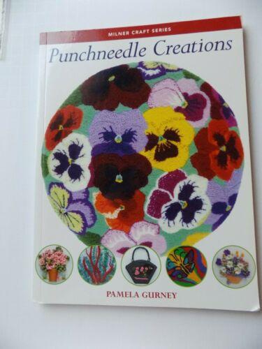 Punchneedle Creations by Pamela Gurney