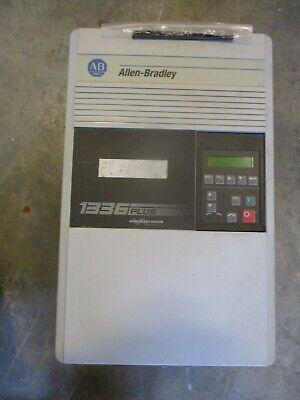 Allen Bradley 1336 Plus 15 Hp 480 Volt 3 Variable Frequency Drive- Warranty