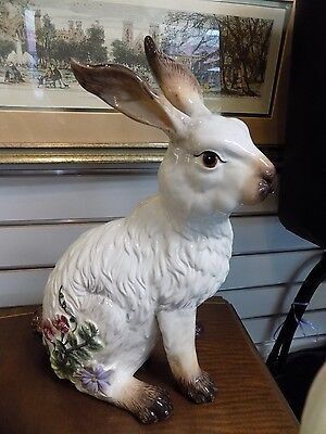 Fitz and Floyd Fattoria new pattern Spring 2017 standing rabbit new in box