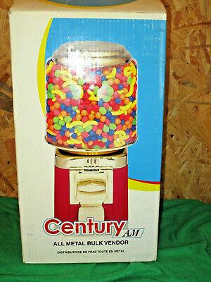 Amerivend Centurygumballcandy Vending Machine 25 Cent