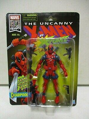 2018 Marvel 80 Years The Uncanny X-Men X-Force Deadpool