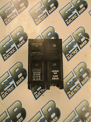 Bryant Br2100b 100 Amp 2 Pole 240 Volt Circuit Breaker- Warranty