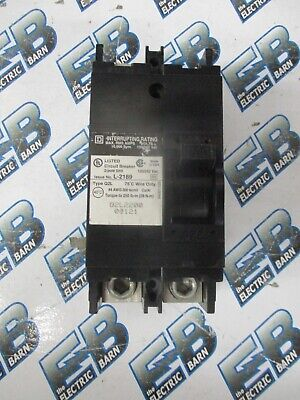 Square D Q2l2200 200 Amp 2 Pole 240 Volt Circuit Breaker- Warranty