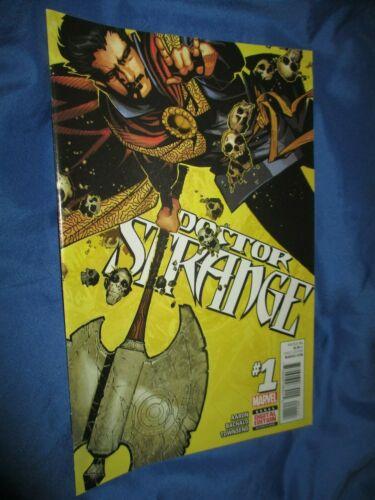 DOCTOR/DR STRANGE #1 Marvel Comics 2015 ~1st Zelma Stanton NM (Strange Academy)