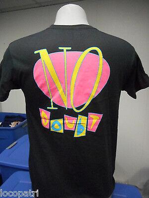 Mens Unisex No Doubt Gwen Stefani 2009 Licensed Concert Shirt New M