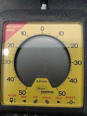 Mahr Federal Dei-25111-e1 0.01mm