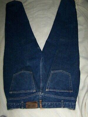 Vintage COCA COLA Jeans Size 36 x 30 Medium Blue