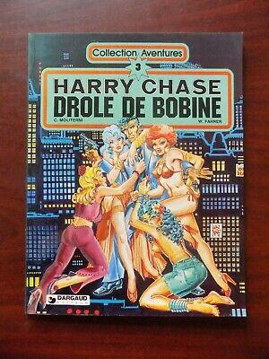 Harry Chase ; drôle de bobine