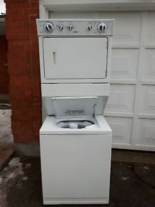 Kenmore stackable washer/ dryer (can deliver)