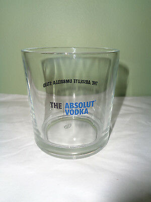 Absolut Vodka - Rocks - Liquor - Drinking Glass - Umbrella Stand - - Absolut Vodka Drinks