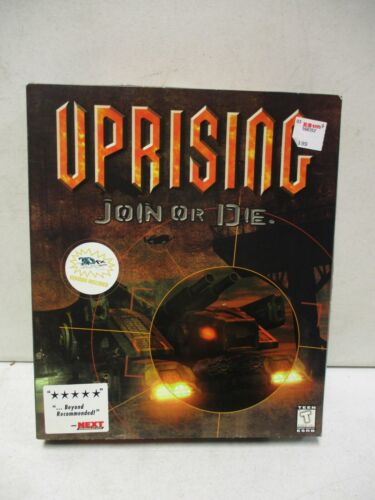 Cyclone Uprising Join or Die PC Game