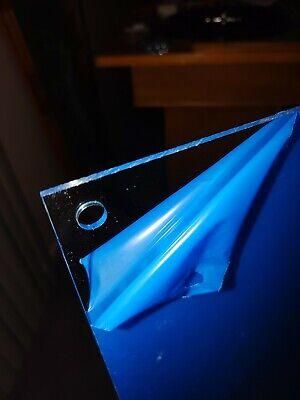 Clear Acrylic Plexiglass 18 X 24 X 48 Plastic Sheet