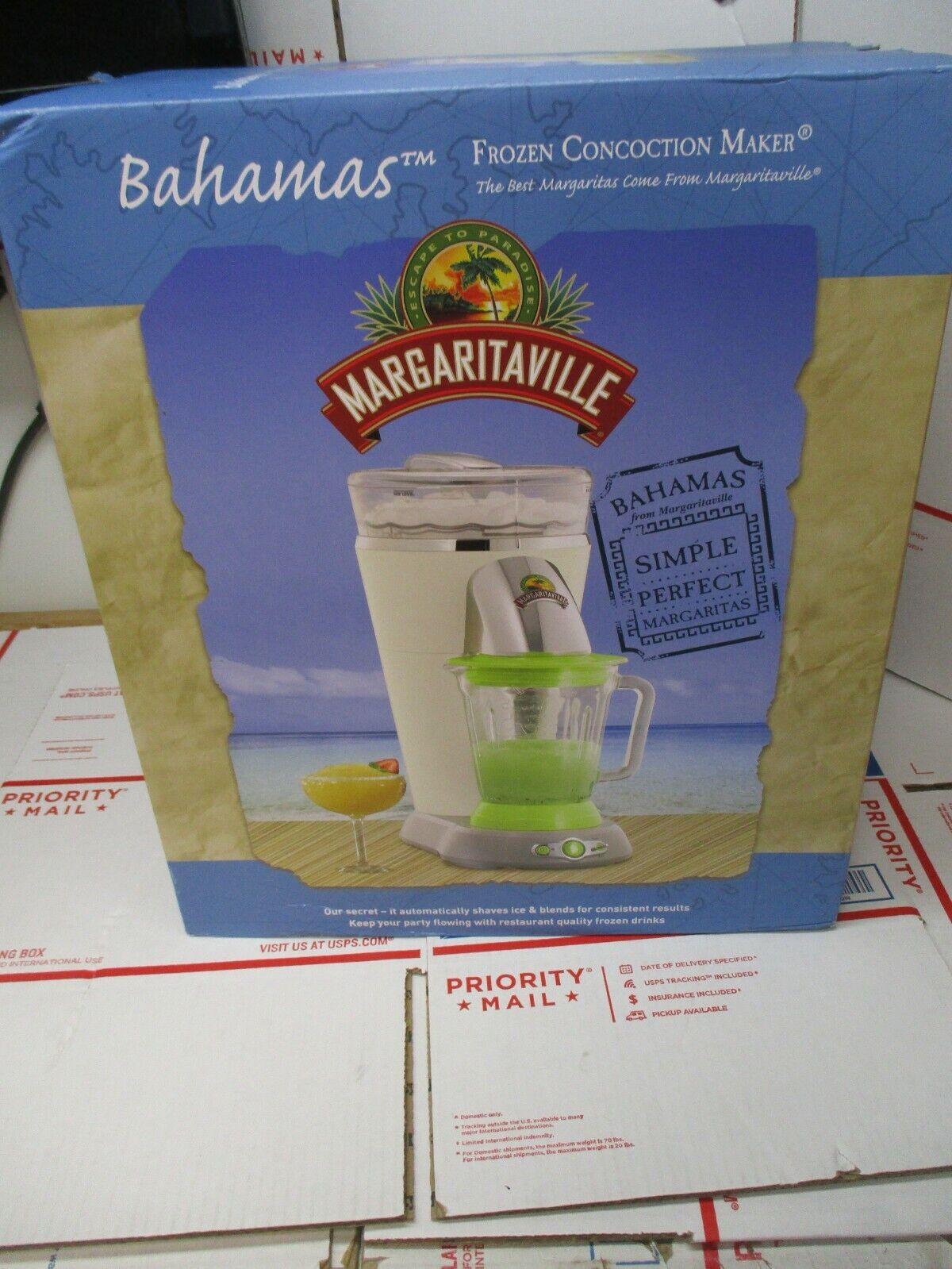 Margaritaville DM0500 Bahamas Frozen Concoction Maker