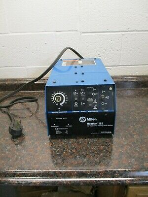 Miller Maxstar 152 Tig Stick Welder Power Supply Cc Dc Welding Source