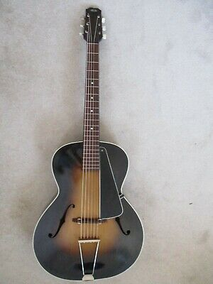Acoustic Guitar:Vintage 1930s:AVALON:Style and substance.Well looked after.