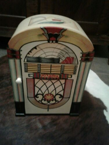 Juke Box replica cd cabinet