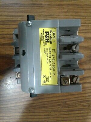 Ph Magnetic Contactor Size 1