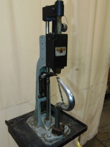 The Auto Soler Co. Automatic Shoe Sole Stapler Nailer
