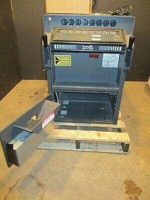Safe Time Lock Cash Desensing Tidel -tacc-iia 1400 Nice