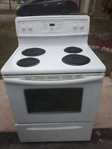 Frigidaire self-cleaning stove (can deliver)