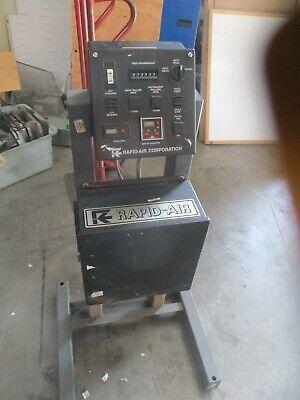 Rapid-air Corporation Servo Feeder Control Station. With Api Microstep Drive