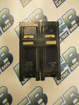 Bryant Br225 25 Amp 2 Pole 240 Volt Circuit Breaker- Warranty