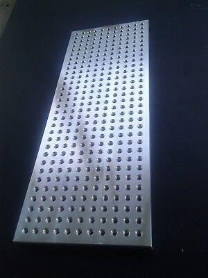 Sacrificial Fixture Plate Or Mini Pallet - 6 X 16 Aluminum