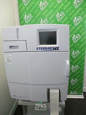 Johnson And Johnson Sterrad Nx Sterilizer 10033