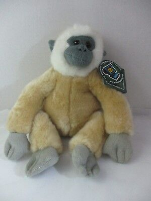 Wild Republic LANGUR Spider Monkey Plush Stuffed Toy Doll NWT ()