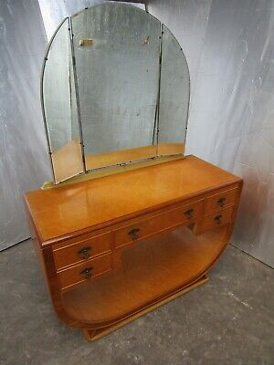 Vintage Art Deco Maple
