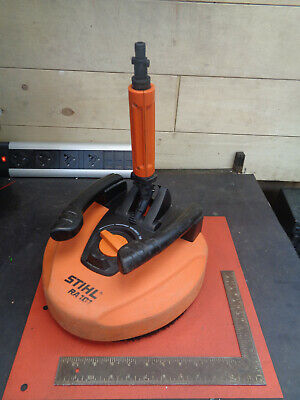 Stihl rotating Surface Cleaner Pressure Washer Attachment  RA 101 H50RA96