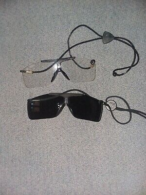 Harley Davidson motorcycle Riding Glasses / Goggles Adult -