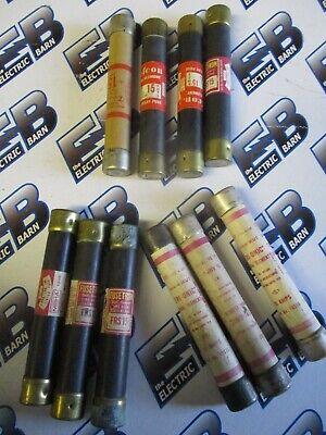 Buss Frs-15 3 15 Amp 600 Volt Td K5 Fuse 1 Match Set Of 3 15td600k5