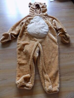 Size XXS 2-3 Disney Store The Lion King Nala Lioness Halloween Costume Jumpsuit - Nala Lion King Halloween Costume